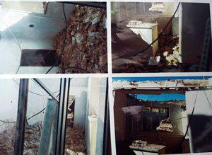 غلتک شهرداری دیواندره خانه ام را ویران کرد / رد ادعای مدعی در دادگاه